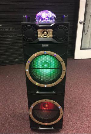 Bluetooth speaker karaoke for Sale in Falls Church, VA