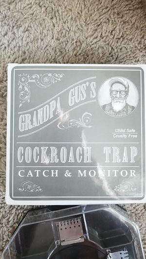 GRANDPA GUS'S COCKROACH TRAP for Sale in Fairfax, VA