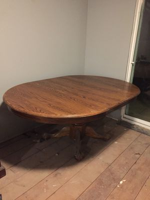 Table & 4 chairs for Sale in Renton, WA