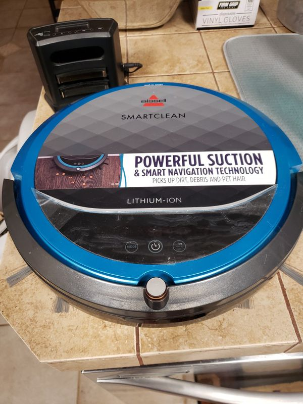 Bissel Smart Clean Robotic Vacuum For Sale In Fort Worth