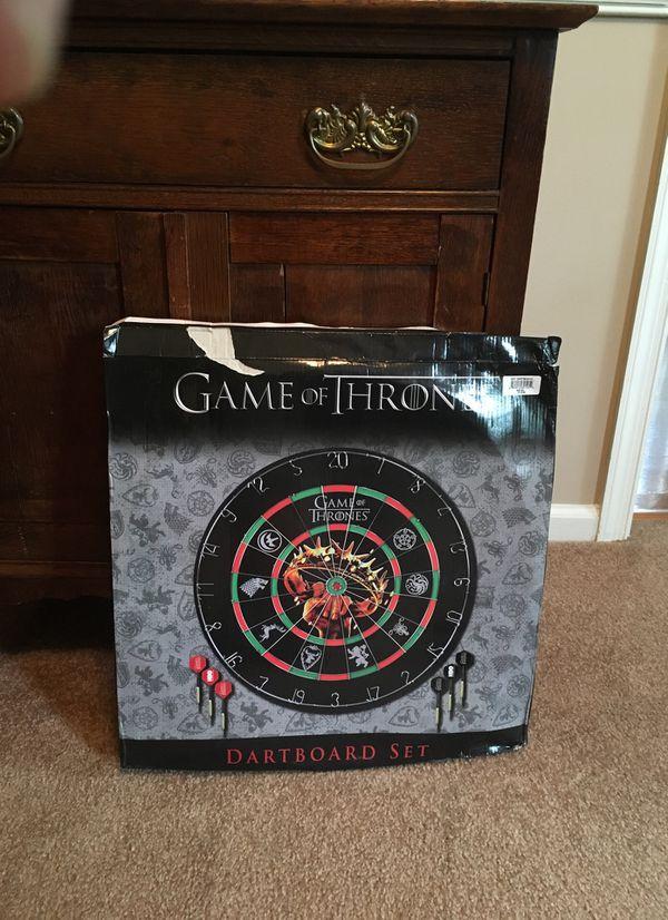 Game Of Thrones Dart Board For Sale In Newport News Va Offerup