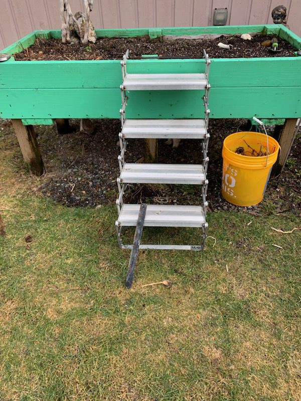 RV CAMPER STAIRS for Sale in Tulalip, WA - OfferUp