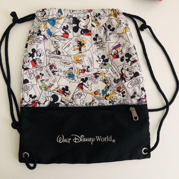 Disney Drawstring Bag For In