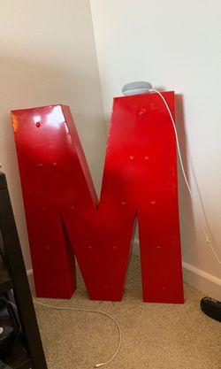 Decorative M Thumbnail