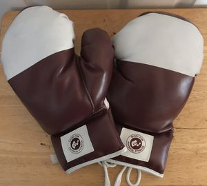 Vintage Spirt Fun Physical Fitness Boxing Gloves Adult Size for Sale in Christiansburg, VA