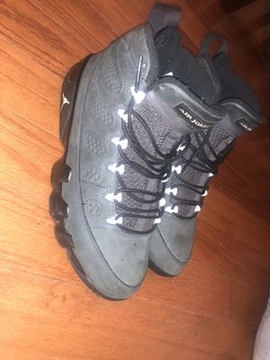 Jordans grey for Sale in Montgomery Village, MD