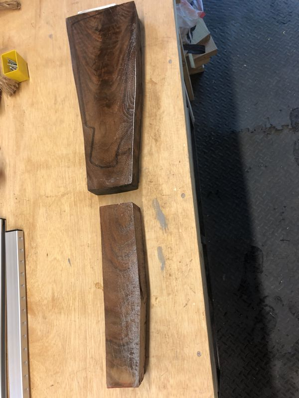 Black Walnut Gun Stock Blank for Sale in Canton, MA - OfferUp