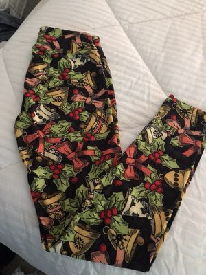 Lularoe Christmas Leggings.New And Used Lularoe For Sale In Port St Lucie Fl Offerup