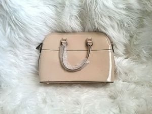Natural Cream Beige Satchel Handbag! for Sale in Reno, NV