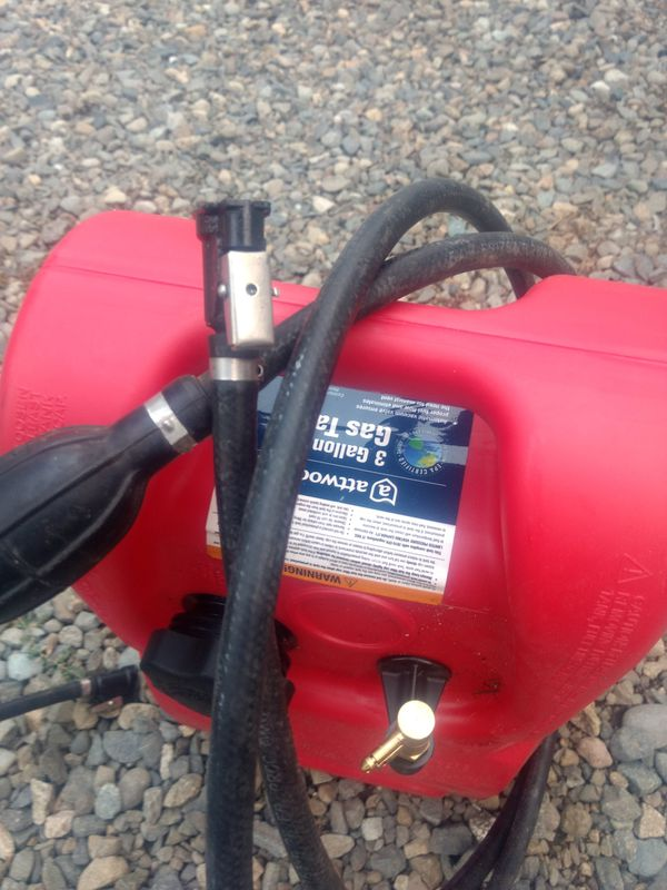 Brand new atwood outboard motor fuel tank for sale in for New penn motor express jobs