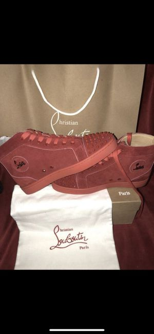 Christian Louboutins Red Bottoms for Sale in Silver Spring, MD