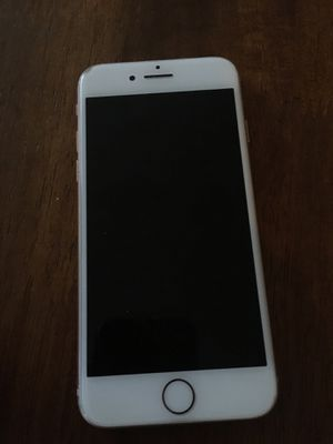 iPhone 8 64 GB crack back and does not turn on for Sale in Fairfax, VA