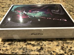 iPad Pro (11-inch) - 64GB Space Gray - WiFi only for Sale in Seattle, WA