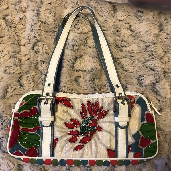 582d05db2fe2 Beaded Isabella Fiore bag for Sale in Seattle