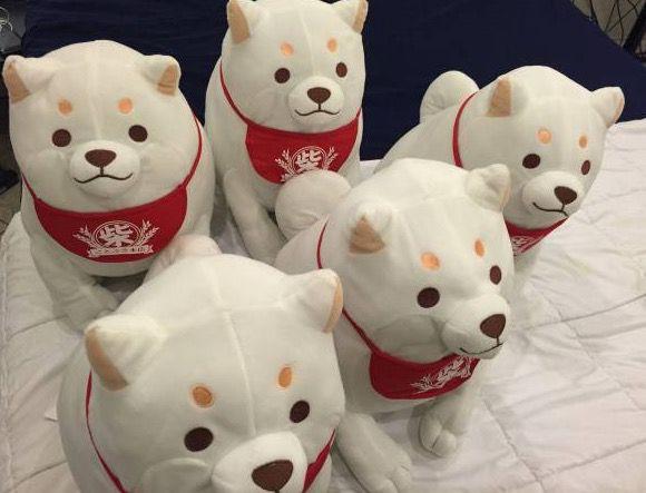 Mochi Shiba Inu Dog Plush Large for Sale in Walnut, CA - OfferUp