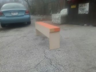"""""""Nice bench for home, store front, etc... Thumbnail"""