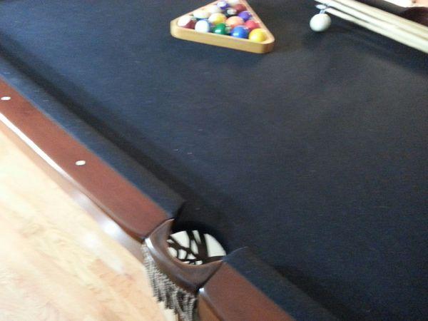 BRAND NEW POOL TABLE General In Richmond VA OfferUp - Brand new pool table