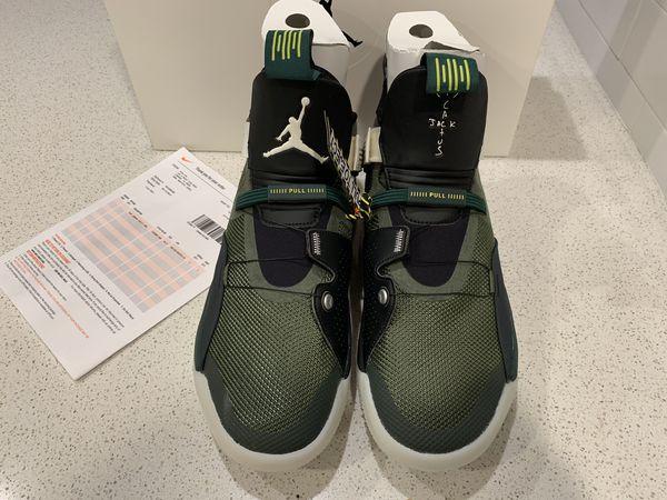 Nike Air Jordan XXXIII NRG Travis Scott Cactus Jack DS 10.5 for Sale ... ae3cde157