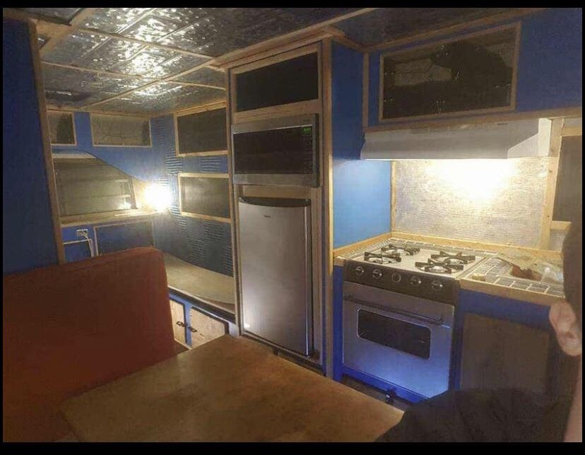 Photo Camper Fully Remodeled And Livable Clean Title