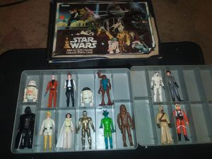 Star wars 1977 original figures for Sale in Phoenix, AZ