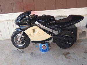 Photo Pocket bike