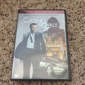Casino Royale 2 Disc DVD for Sale in Raleigh, NC