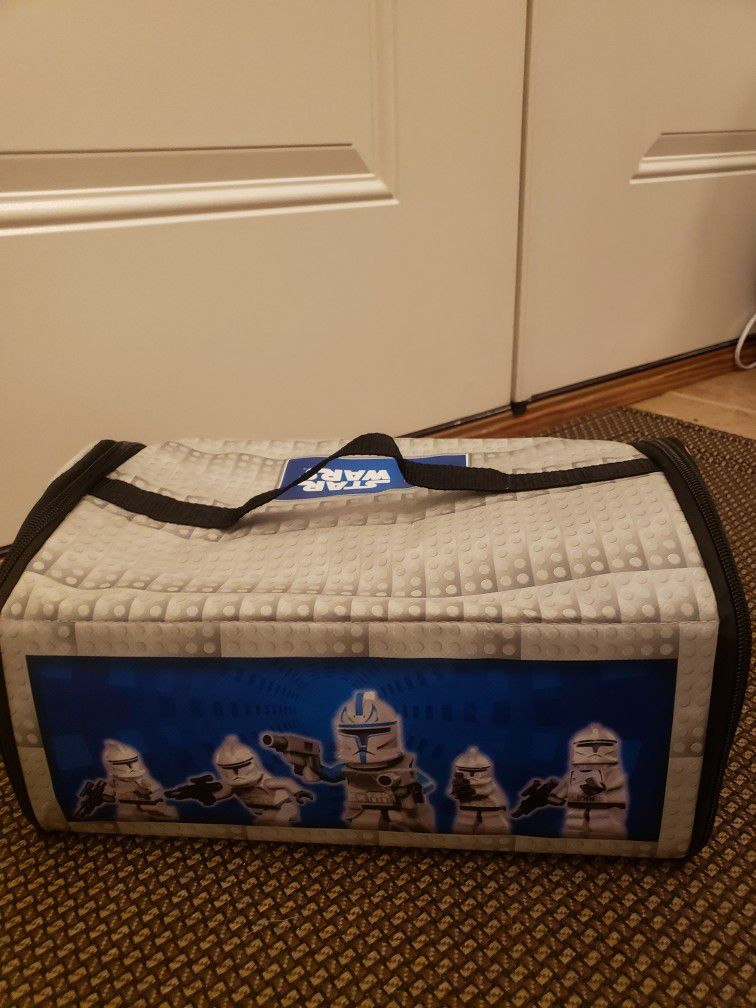 Legos Star Wars Carring Case And Play Mat