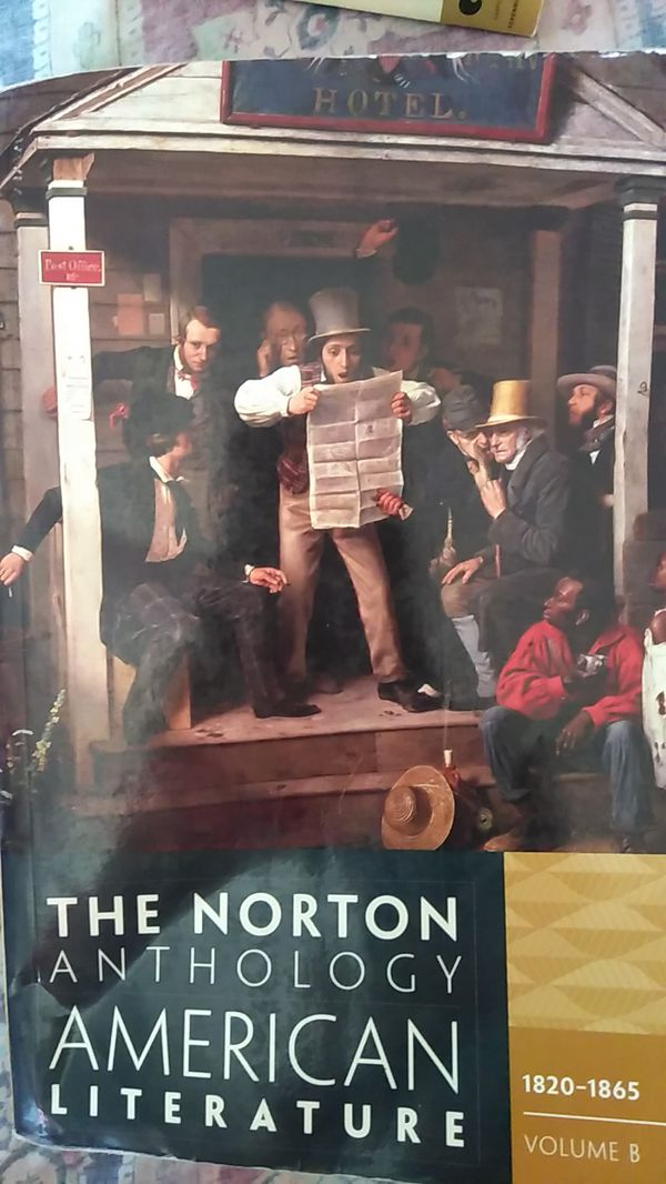Anthology of American Literature (Volume I)