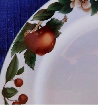 Cade's Cove Collection by Citation Lot of 4 Dinner plates