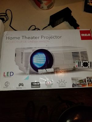 RCA projector for Sale in Germantown, MD
