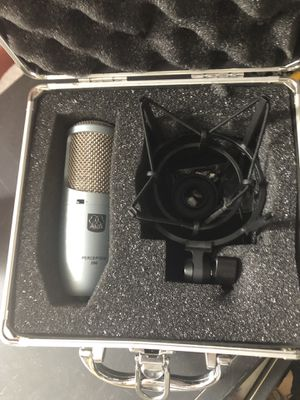 AKG Microphone for Sale in New Port Richey, FL