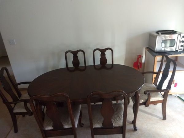 Dining Room Table And Chairs Vancouver