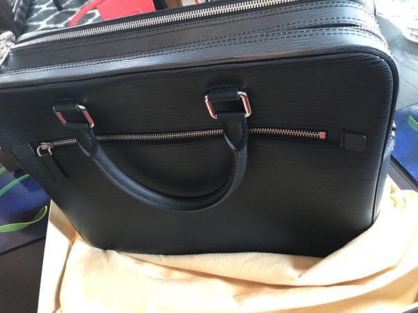 fd5ae4131bfb Louis Vuitton Briefcase - brand new in box and bag for Sale in ...
