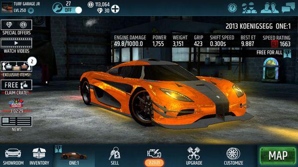 racing rivals hack apk iphone
