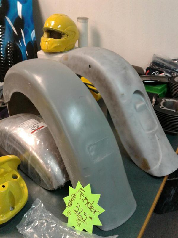 Stretched bagger rear fender for Sale in Glendale, AZ - OfferUp