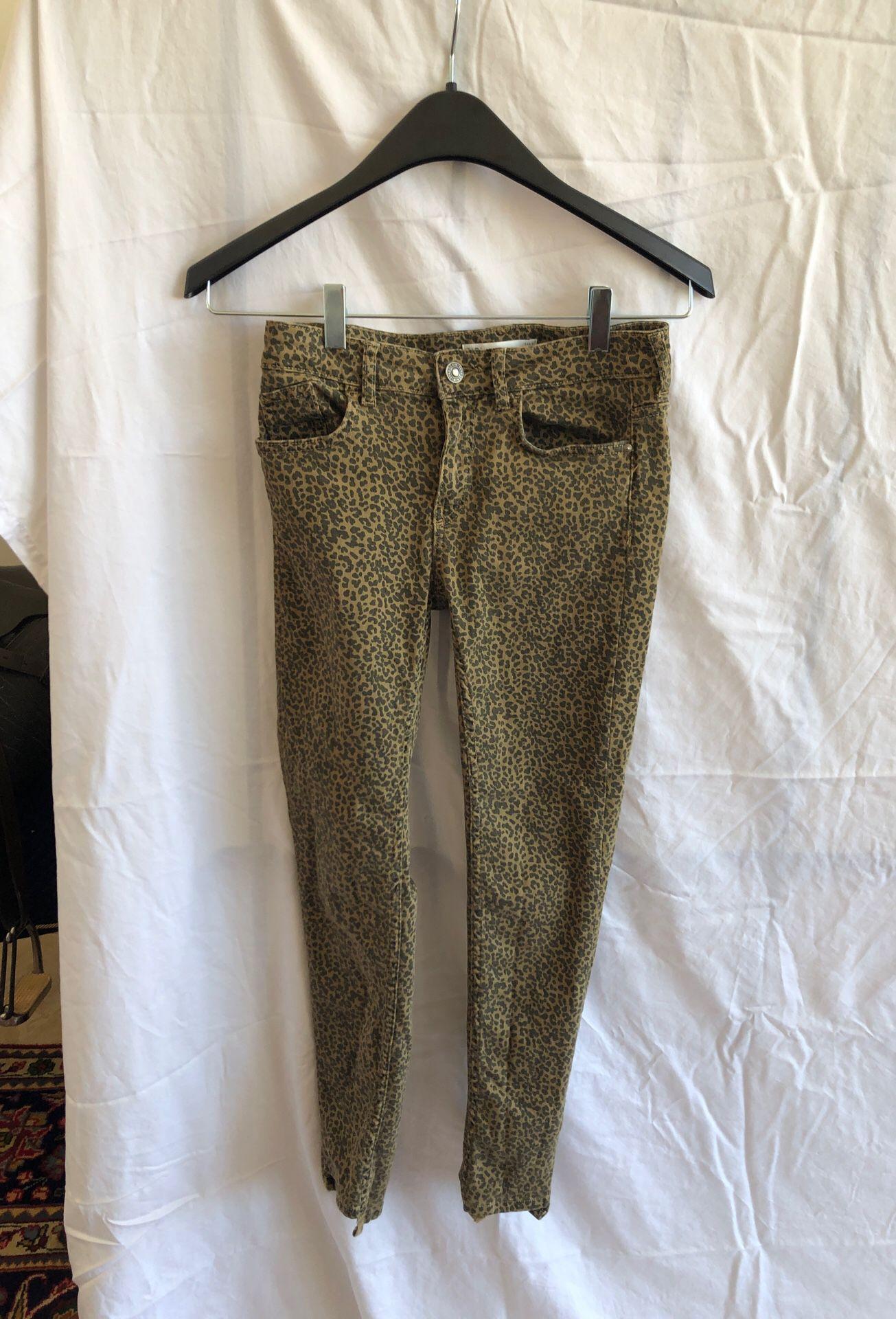 Lot of 5 Zara Denim Jeans. 4 size 34, 1 size 32