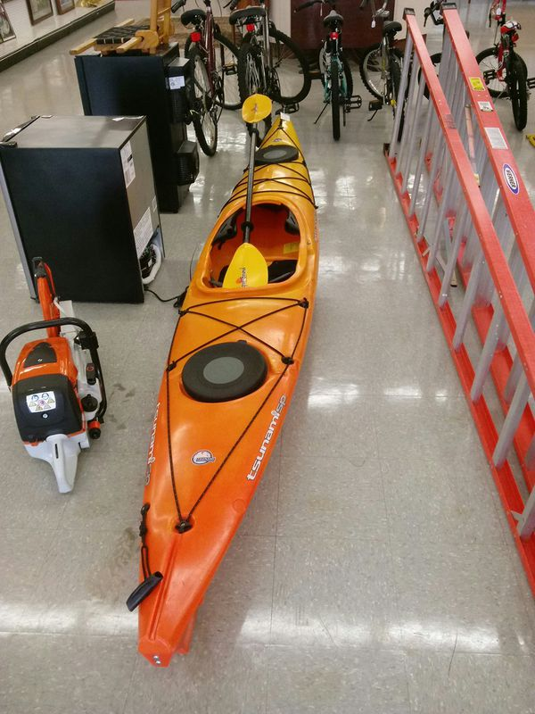 Wilderness systems tsunami sp kayak boat for Sale in Suffolk, VA - OfferUp