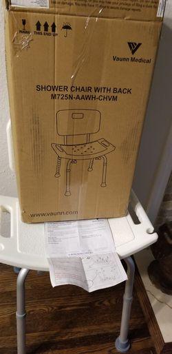 Medical Shower Chair - Vaunn Medical  Thumbnail