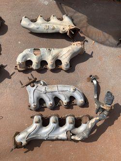 Exhaust Manifolds Thumbnail