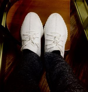 yeezy boost 350 v2 cream white 11.5 for Sale in Washington, DC