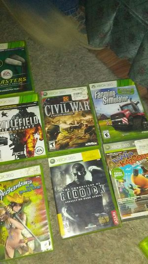 Xbox 360 games for Sale in Martinsburg, WV