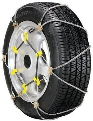 UNOPENED / NEVER USED Passenger Car Tire Traction Chains for Sale in Portland, OR