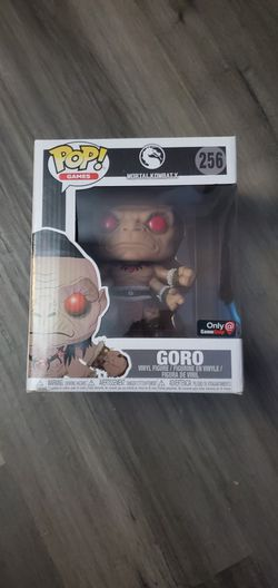 Funko POP! Mortal Kombat Goro Gamestop Exclusive  Thumbnail