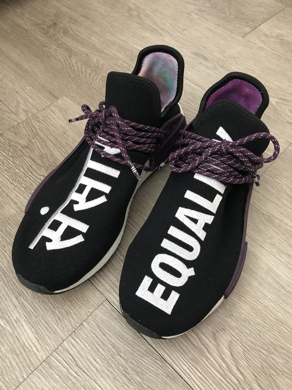 reputable site 00c7f 10a19 Adidas Human Race NMD Pharrell Holi Festival (Core Black) 11.5 Men's Shoes  for Sale in Torrance, CA - OfferUp
