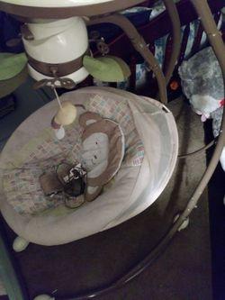 Fisher Price infant swing Thumbnail