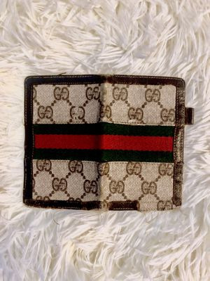 0dac8191d8bb6d Gucci Super Vintage wallet/key/business card holder! for Sale in Newport  Beach