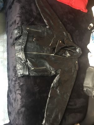 Cherokee Leather Jacket Large For Sale In Los Angeles Ca Offerup