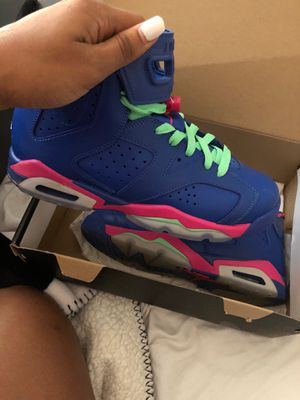 Air Jordan 6 / size 6 for Sale in Chevy Chase, MD