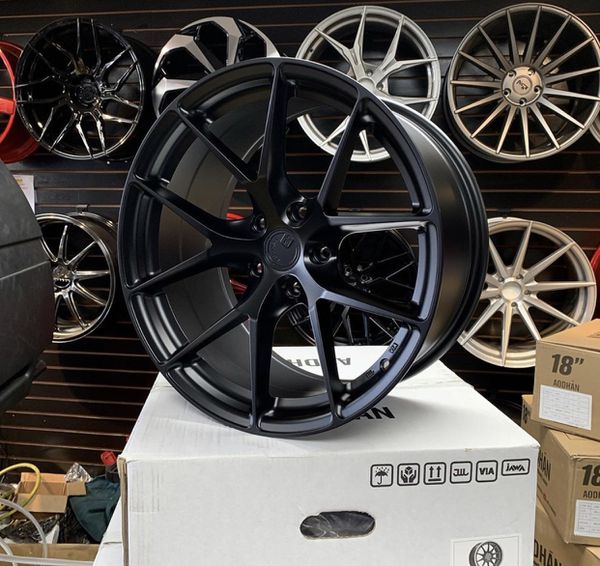 18 Inch Rim 5x112 5x100 5x114 (only 50 Down Payment / No