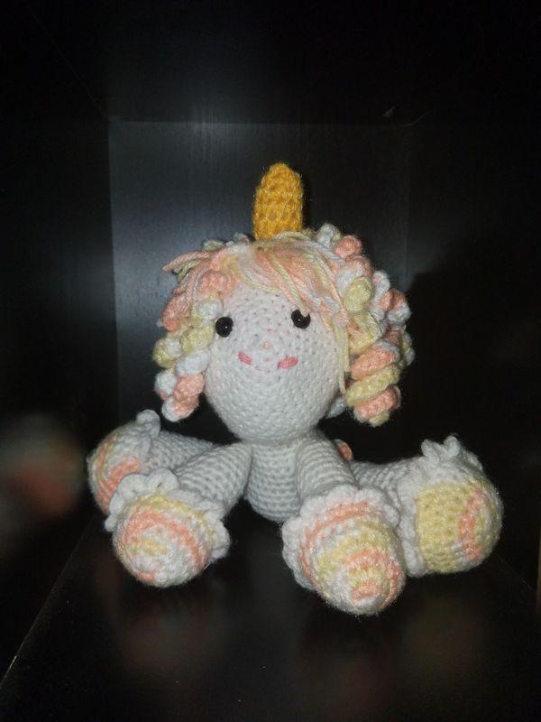 Handmade Crochet Dolls For Sale In Porterville Ca Offerup